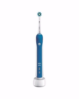 Oral-B PRO 2 kék Cross Action Elektromos Fogkefe